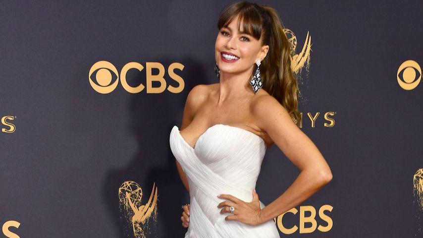 Sofia Vergara bei den Emmy Awards 2017 in Los Angeles