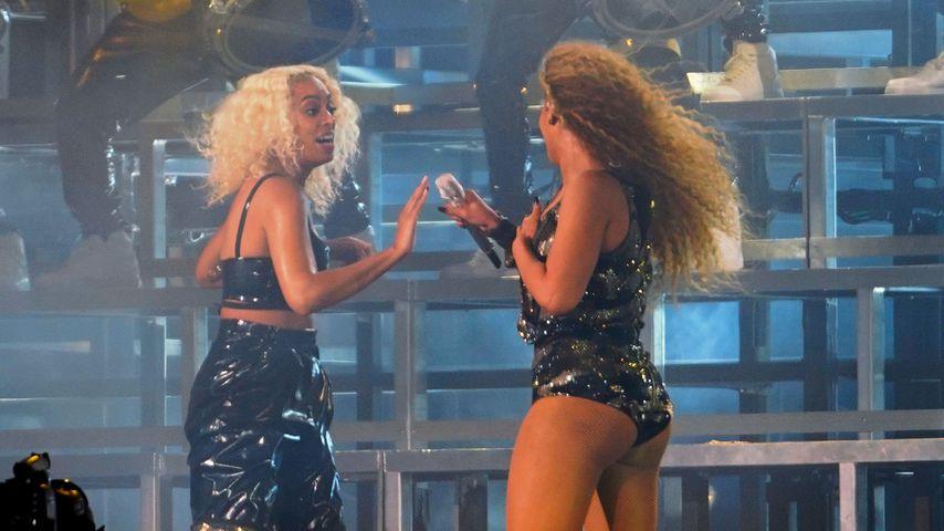 Solange und Beyoncé beim Coachella 2018