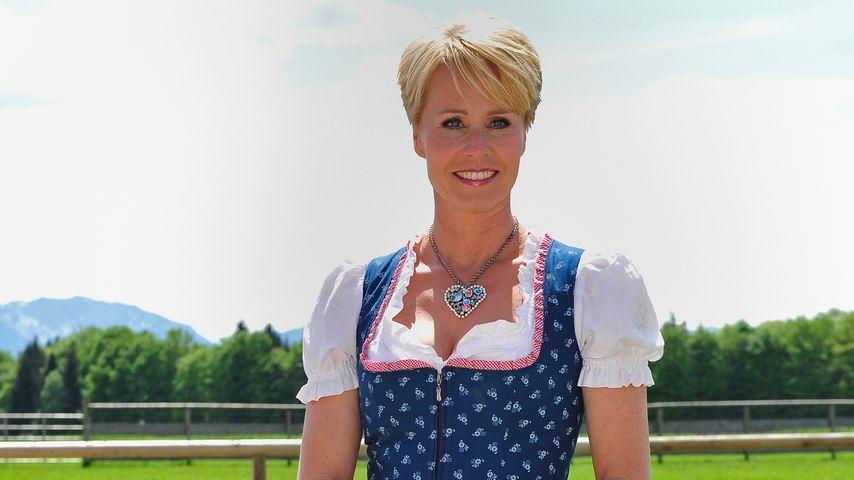 Sonja Zietlow im Mai 2013 in Iffeldorf