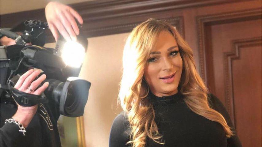 Sophia Dos Santos, TV-Star