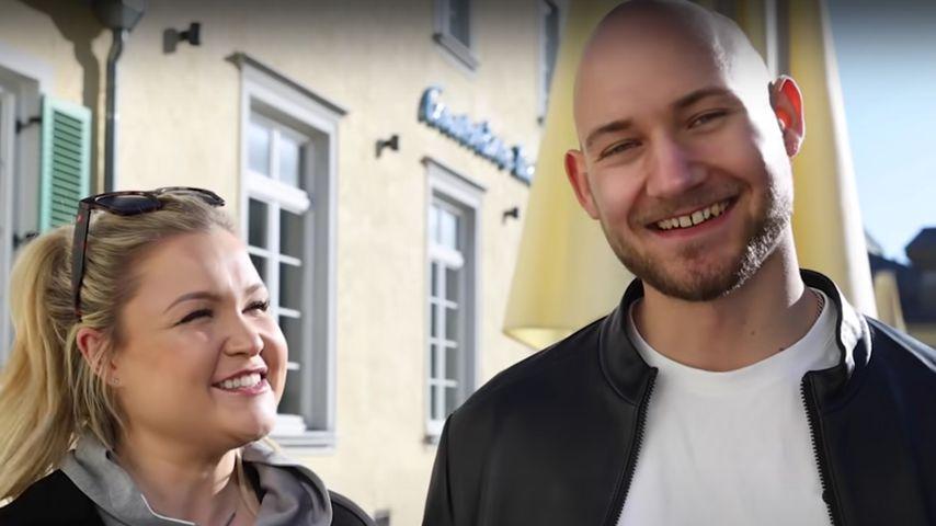 Sophia Thiel und ihr Freund Raphael Birchner