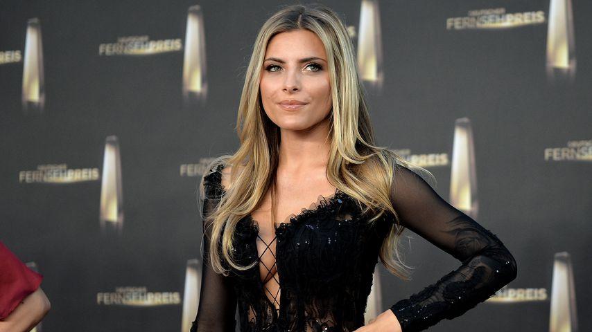 Sophia Thomalla wirbt für Discounter-Kosmetik