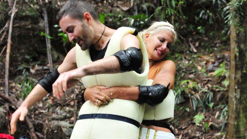 1. Mal mit Sophia im Dschungel: Menderes ist jetzt ein Mann!