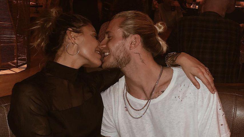 Nach Paar-Outing: Sophia Thomalla postet Kuss-Pic mit Loris!