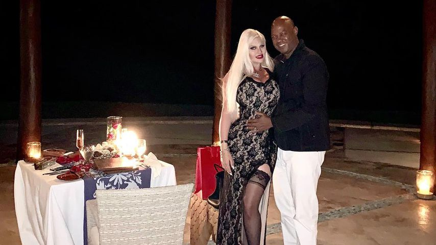Sophia Vegas und Daniel Charlier in Cabo San Lucas, Mexiko