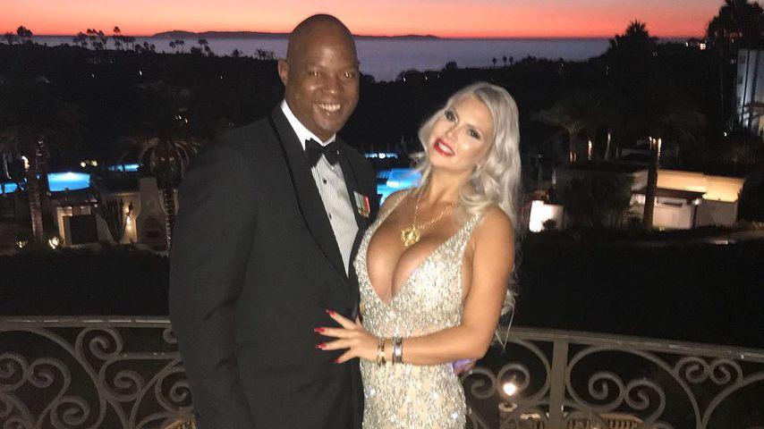 Reality-Star Sophia Vegas und ihr Partner Dan