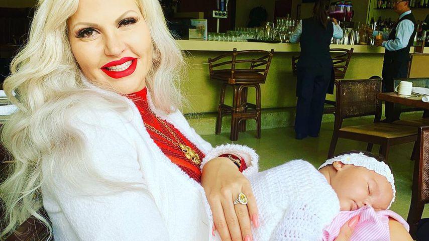 Vier Monate nach Geburt: Sophia Vegas will zweites Kind!