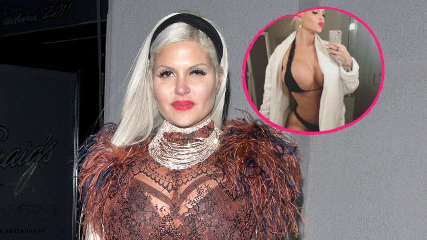 Im Bikini: Sophia Wollersheim zeigt nackte Mini-Taille