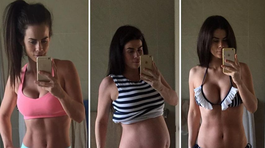 Sophie Guidolin, Fitness-Model