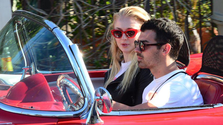 Sophie Turner und Joe Jonas in Los Angeles