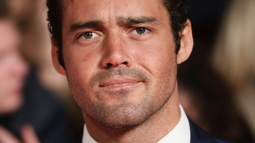 "Spencer Matthews bei den ""National Television Awards"" 2014"