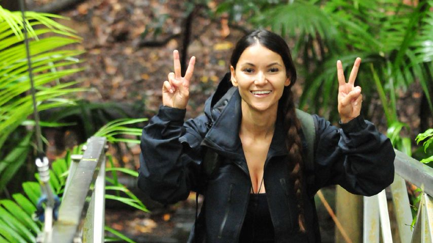 Kattia Vides im Dschungelcamp an Tag 14