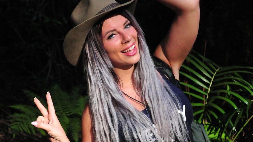 Jenny Frankhauser, Dschungelcamperin 2018
