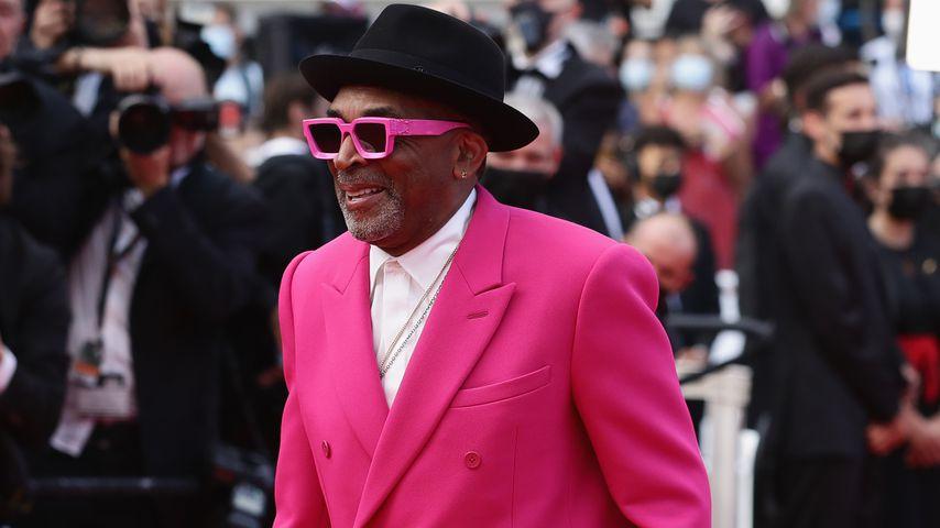 Spike Lee in Cannes, Juli 2021
