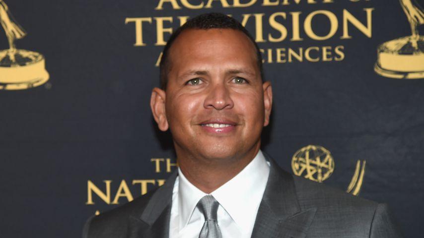 Sportler Alex Rodriguez bei den Sports-Emmys 2017