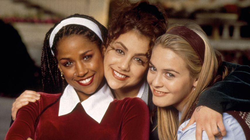 """Stacey Dash, Brittany Murphy und Alicia Silverstone in """"Clueless"""""""