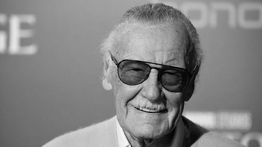 Eilmeldung: Comic-Legende Stan Lee ist tot
