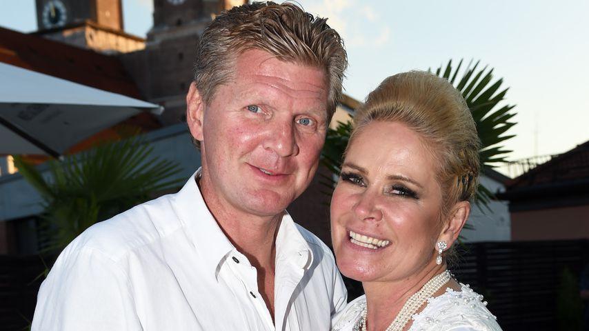 Stefan und Claudia Effenberg bei ihrer Launch Party 2015
