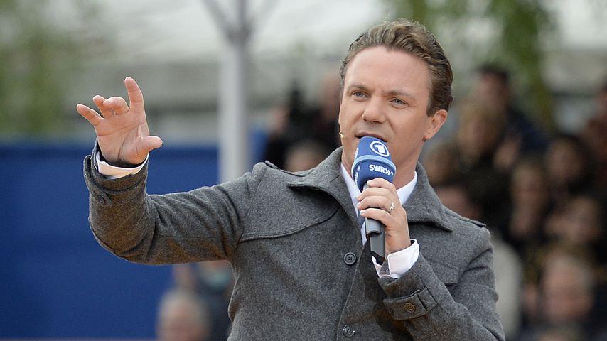Stefan Mross, Moderator