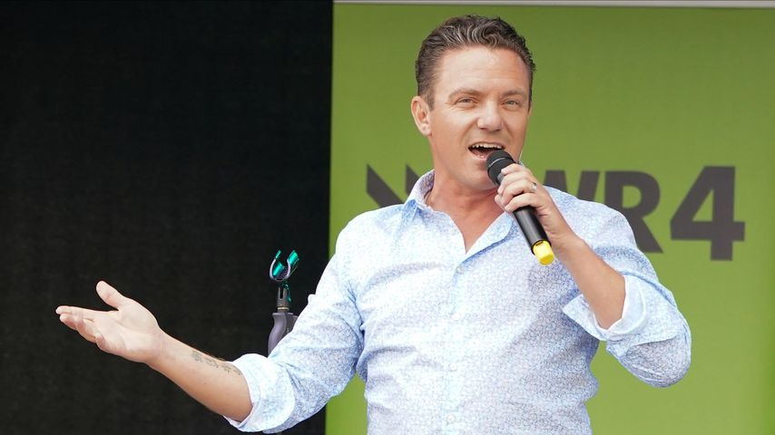 Stefan Mross im Mai 2020 in Titisee-Neustadt