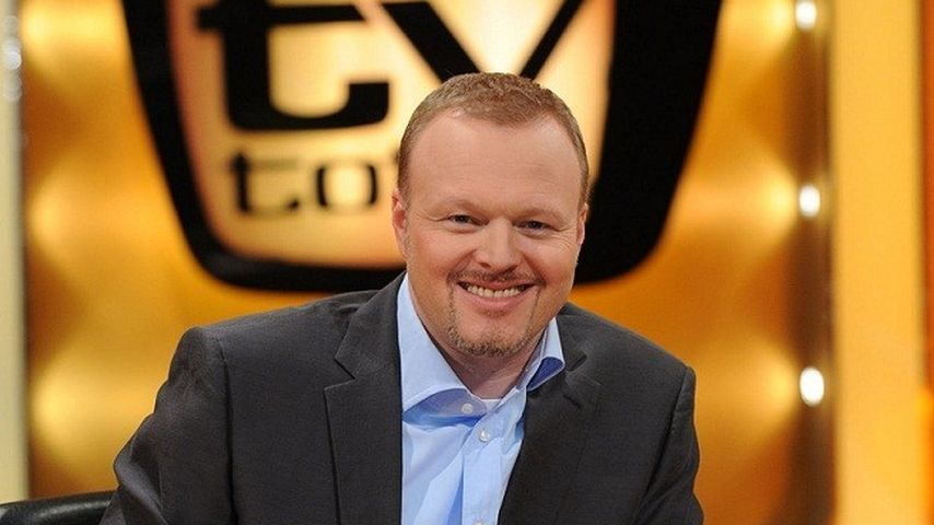 "Stefan Raab im ""TV total""-Studio"