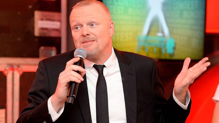 Dieses Mal live auf der Bühne: Stefan Raab kommt zurück!