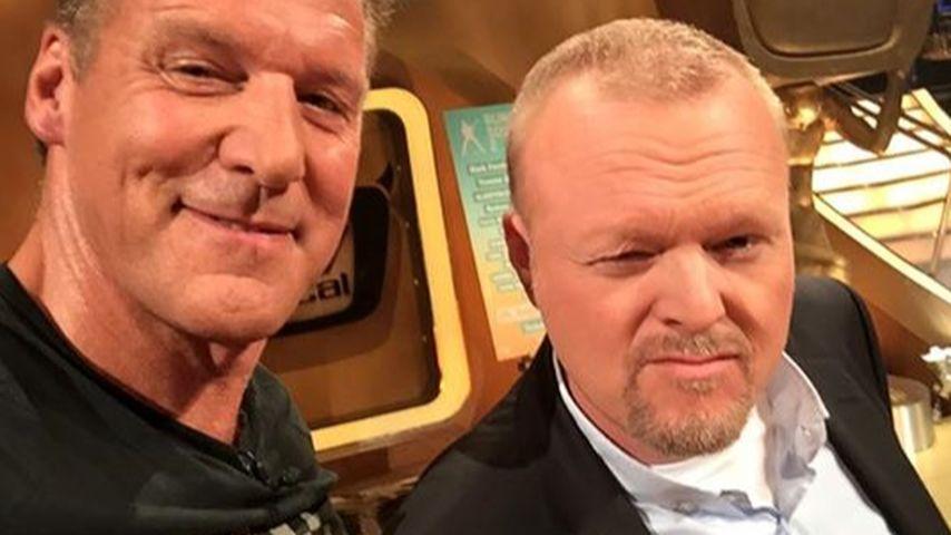 """""""TV total"""": Ralf Möller lässt Saison-Debüt aufblühen"""