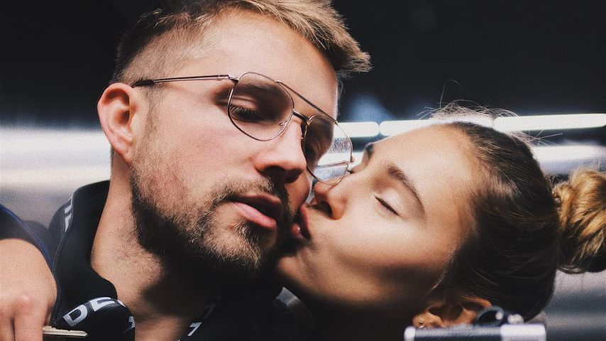 YouTuber Marcus Butler und Model Stefanie Giesinger