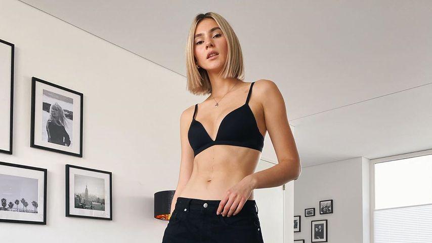 Stefanie Giesinger, Influencerin