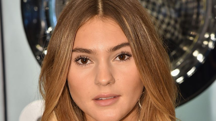 Stefanie Giesinger auf der Fashion Week in New York