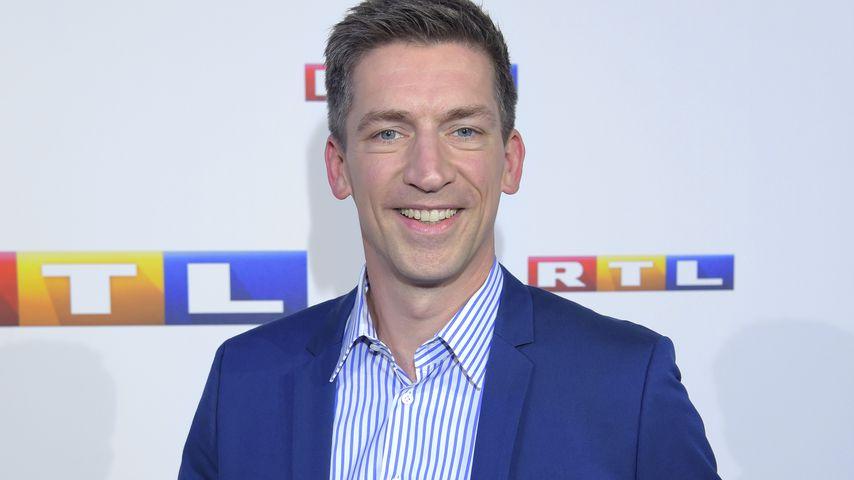 Grund für die TV-Pause: Steffen Hallaschka wird wieder Vater