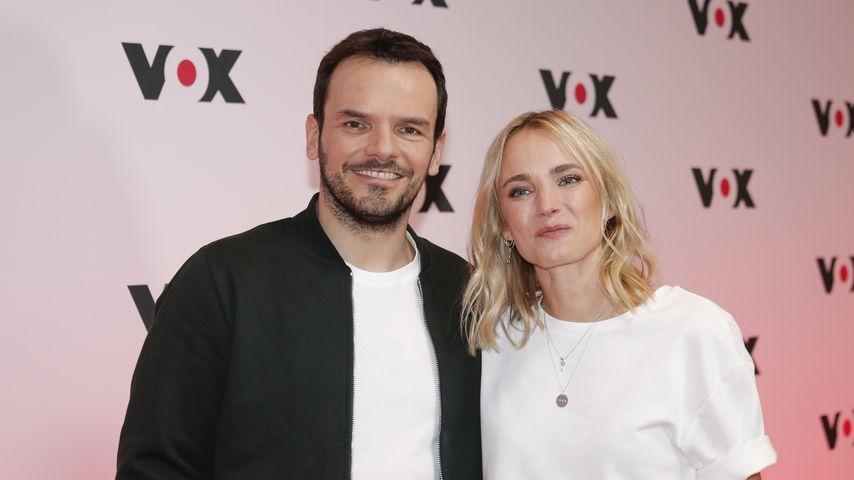 """""""Grill den Henssler""""-Stars Steffen Henssler und Annie Hoffmann"""