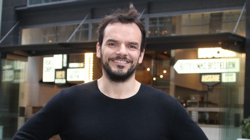 Steffen Henssler vor seinem neuesten Restaurant