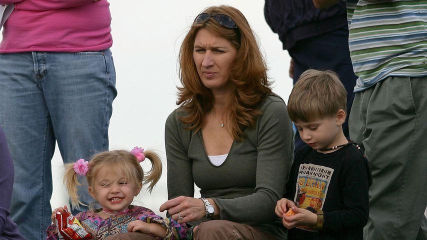 Steffi Graf Kinder