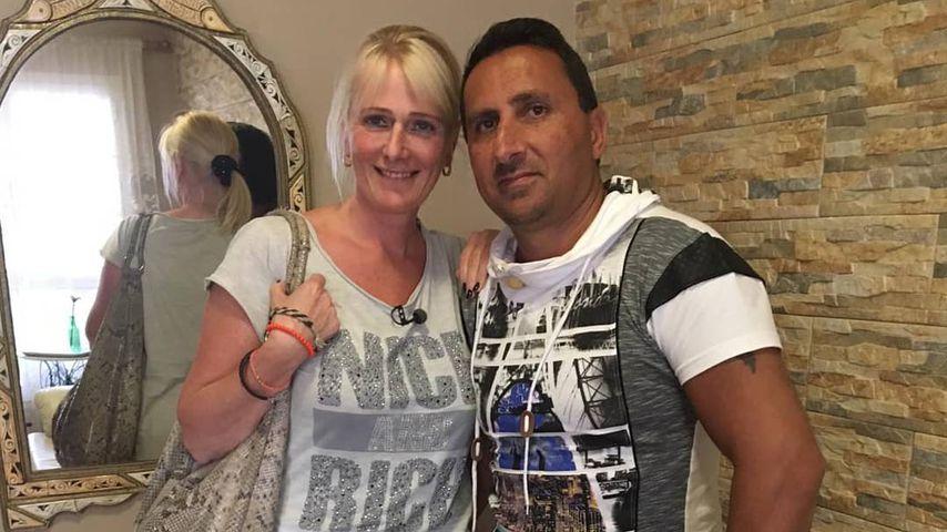 Steffi und Roland Bartsch im August 2019