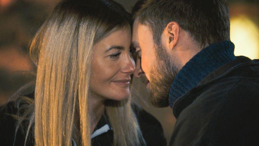 """Stephie und Niko bei """"Der Bachelor"""""""