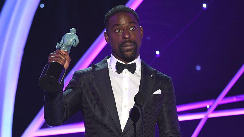 SAG Awards-Gewinner: Erstmals Afro-Amerikaner ausgezeichnet!