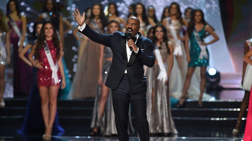 Falsche Miss Universe: Steve Harvey spricht über Fehler!