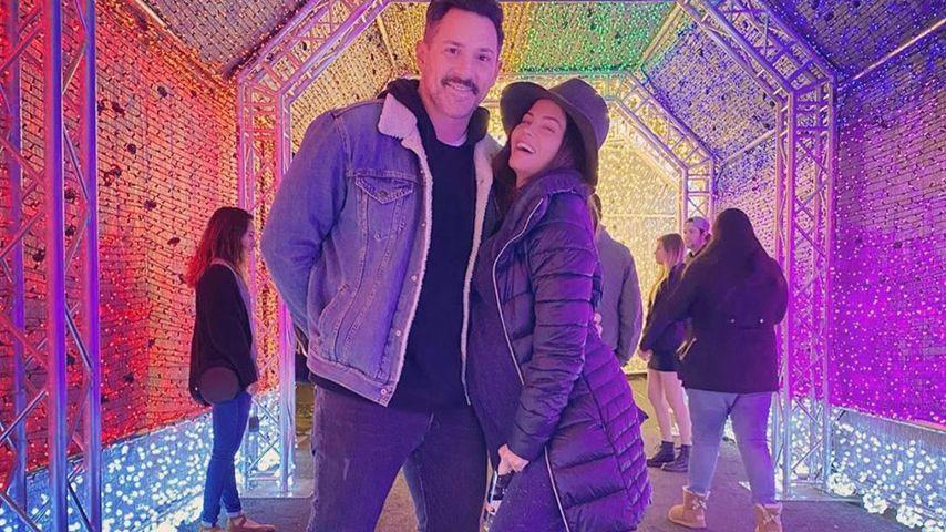 Steve Kazee und Jenna Dewan im Januar 2020