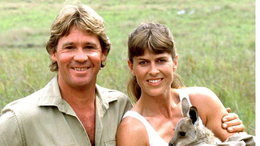 10 Jahre nach Steve Irwins Tod: Ehefrau trauert immer noch!