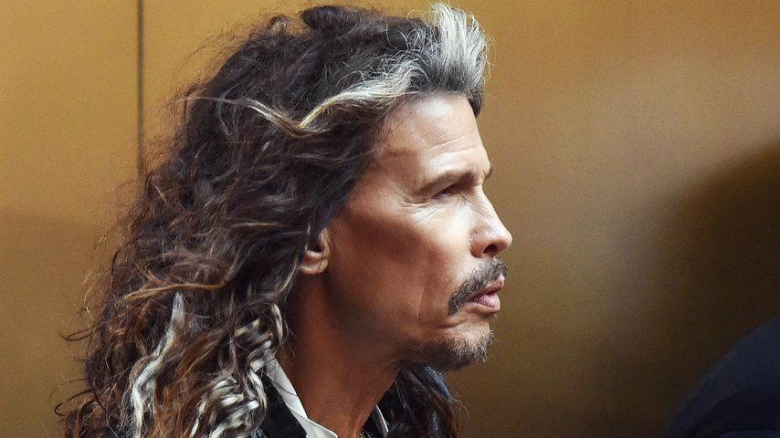 Aerosmith bricht Tour ab: Frontmann Steven Tyler in Klinik!