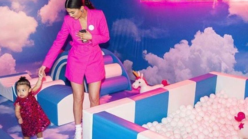 Stormis (1) Luxus-Geburtstag: Kylies Follower sind entsetzt!