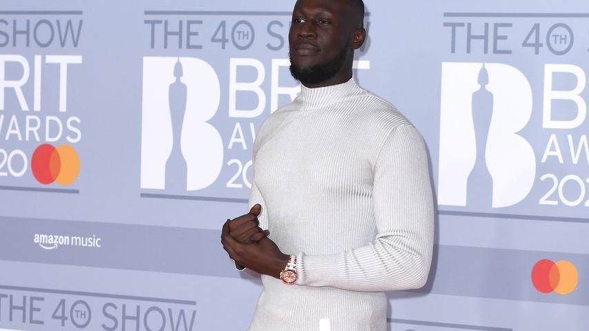 Stromzy bei The Brit Awards 2020