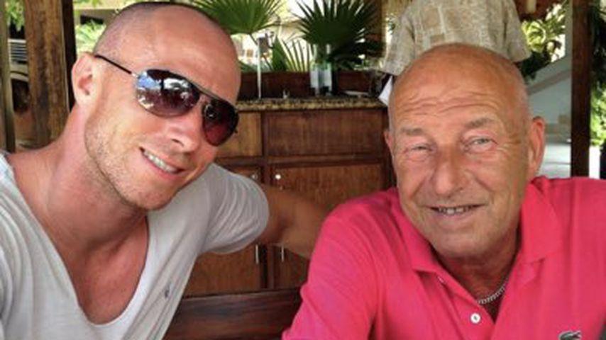 Nach Klinik-Drama: James Jordans Vater Allan ist verstorben