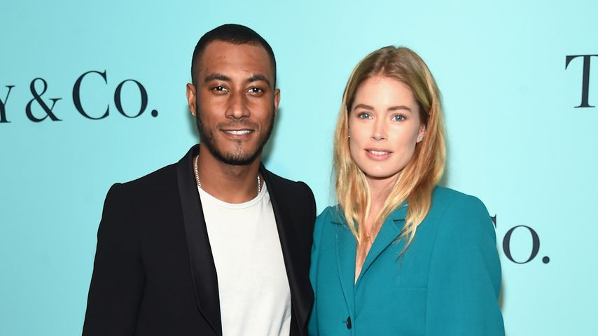 Sunnery James und Doutzen Kroes auf der Blue Book Collection Gala 2017