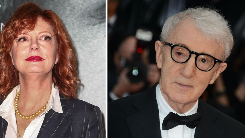 Missbrauchs-Vorwurf: Susan Sarandon attackiert Woody Allen!