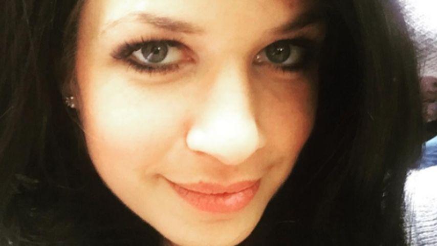 Neuer Look: Susan Sideropoulos mit schwarzer Mähne