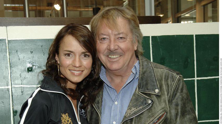 Susanne und Werner Böhm 2006 in Hamburg