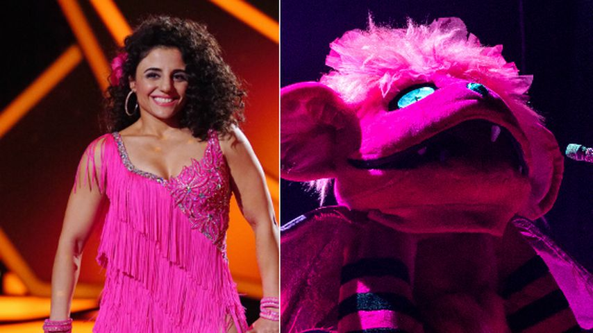 """Susianna Kentikian und das """"The Masked Singer""""-Monster"""