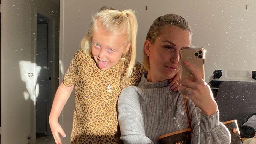Susie Bradley und ihre Tochter